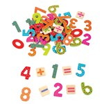 Lelin Magnetic Number (60 pcs)