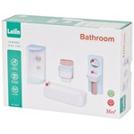 Lelin BATHROOM 4PCS
