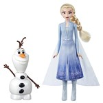 Disney Disney Frozen 2, Olaf And Elsa