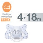 Suavinex Basic Fusion Physiological Latex Pacifier 4-18 m Dalmatians