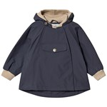 Mini A Ture Wai Jacket Fleece M Ombre Blue