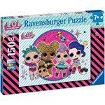 Ravensburger Puzzle, Ready for the Party - 150 pcs
