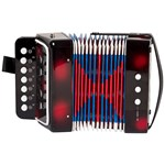 Music Accordion, 14 tones