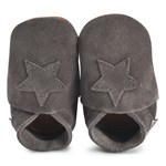 EnFant Elastic Slipper Suede Grey