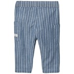 EnFant Striped Housut Blue Horizon
