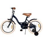 STOY Bicycle 16 Vintage Navy Blue