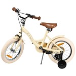 STOY Bicycle 14 Vintage Creme
