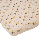 garbo&friends Mimosa Muslin Fitted Sheet Adult