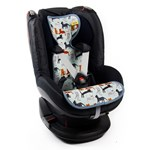 AeroMoov Seat protection Carseat GR1 8 m - 4 y Cats