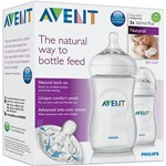 Philips Avent Natural Tuttipullo, 2 x 260 ml