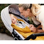 Voksi Voksi® Sky Light Footmuff Golden Yellow Reflections
