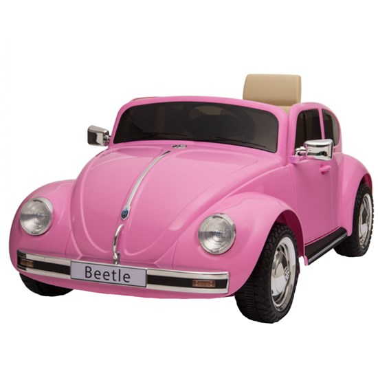 Elite Toys VW Beetle Classic 12V with leather seat and rubber tires