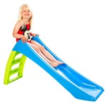 Elite Toys Slide with Water Hose Connection Happy Blue