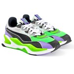 Puma Black and Green RS-2K Internet Exploring Trainers
