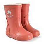 Celavi Basic wellies -solid Redwood