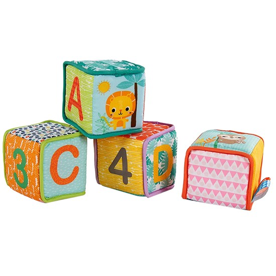 Bright Starts Grab & Stack Blocks™