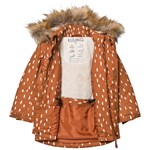 Kuling Val Thorens Anorakki Brown Dots