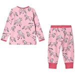 Småfolk Nightwear Unicorn Sea Pink
