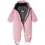 Isbjörn Of Sweden Toddler Hard Shell Jumpsuit Dusty Pink