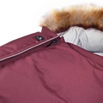 Easygrow Nord Footmuff Wine Red