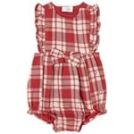 Hust&Claire Marit Shortsipuku Rio Red
