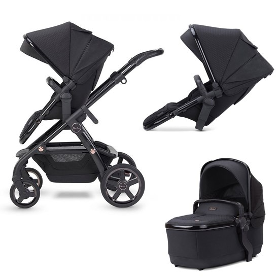 Silver Cross Silver Cross Sibling Stroller Wave Eclipse