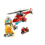 LEGO City 60281 LEGO®City Fire Fire Rescue Helicopter