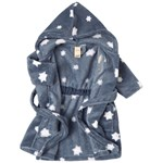 Miffy Miffy Bathrobe Aop Stars Blue blue/white