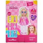 Dolls World Love Diana, Doctor Diana 15cm